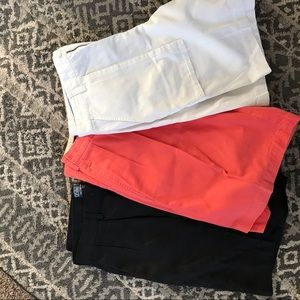 Polo and Tommy Hilfiger Shorts Bundle (3pc)